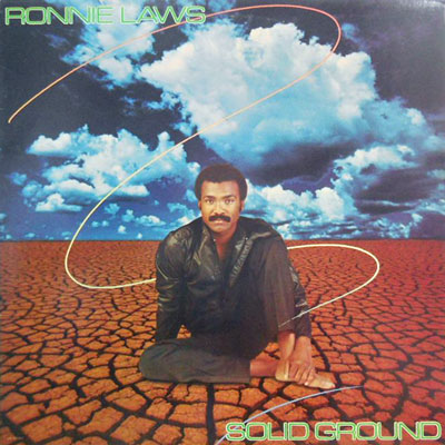 RONNIE LAWS - Solid Ground - LP