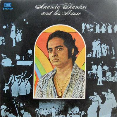 ANANDA SHANKAR - And His Music - LP