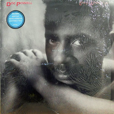 DOC POWELL - Love Is Where It's At - LP