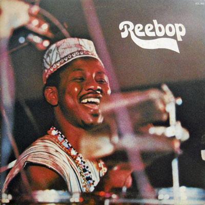 ANTHONY REEBOP KWAKU BAAH - Reebop - 33 1/3 RPM