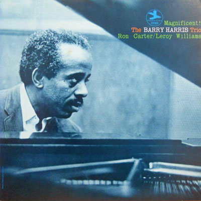 BARRY HARRIS TRIO - Magnificent - LP