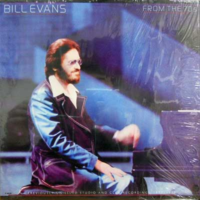BILL EVANS - From The 70's - LP