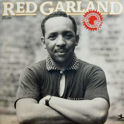 RED GARLAND - Rediscovered Masters - LP