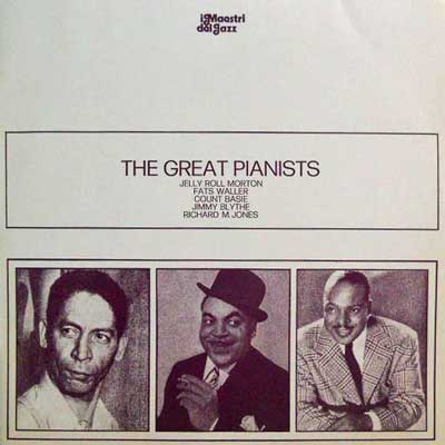 V.A. - The Great Pianists - LP