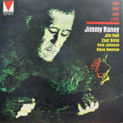 JIMMY RANEY & ZOOT SIMS - Two Jims And Zoot - LP