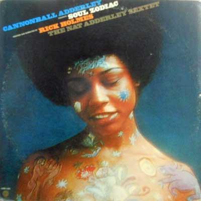 CANNONBALL ADDERLEY - Soul Zodiac - LP