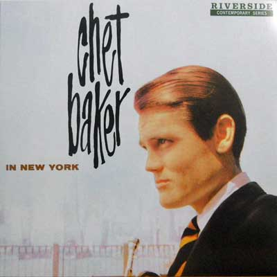 CHET BAKER - In New York - LP