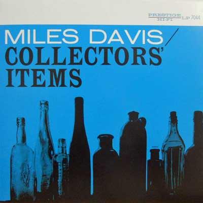 MILES DAVIS - Collectors' Items - LP