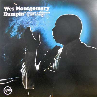 WES MONTGOMERY - Bumpin' - LP