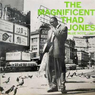 THAD JONES - The Maginificent - LP