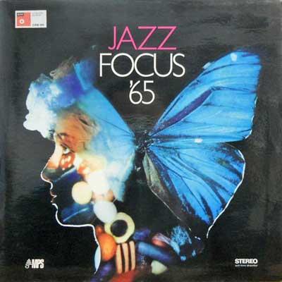 BULGARIAN JAZZ QUARTET - Jazz Focus '65 - LP