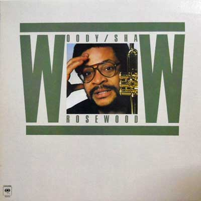 WOODY SHAW - Rosewood - LP