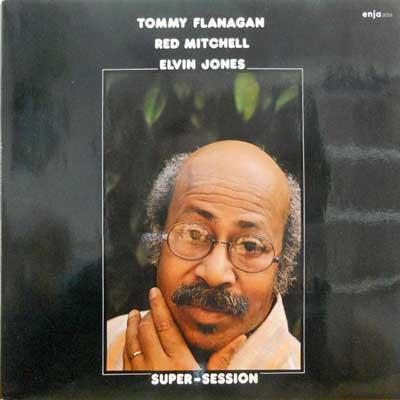 TOMMY FLANAGAN - Super Session - LP