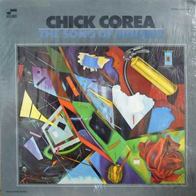 CHICK COREA - The Songs For Singing - LP