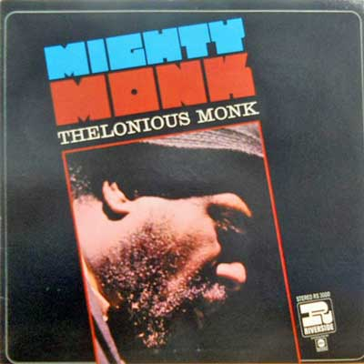 THELONIOUS MONK - Mighty Monk - LP