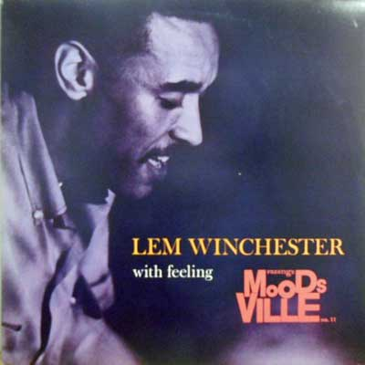 LEM WINCHESTER - With Feeling - LP