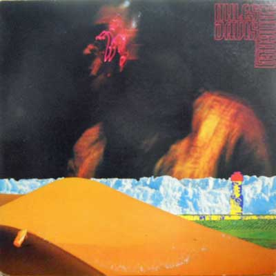 MILES DAVIS - Pangaea - LP