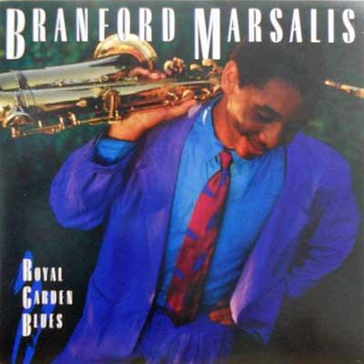 BRANDFORD MARSALIS - Royal Garden Blues - LP