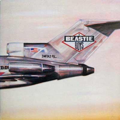 BEASTIE BOYS - Licensed To Ill - LP