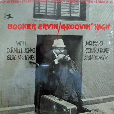 BOOKER ERVIN - Groovin' High - LP