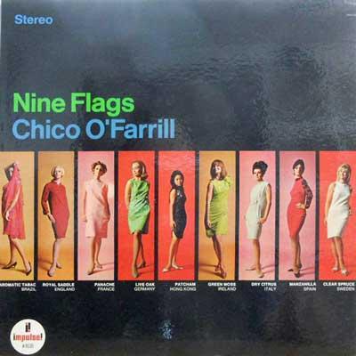 CHICO O'FARRILL - Nine Flags - LP