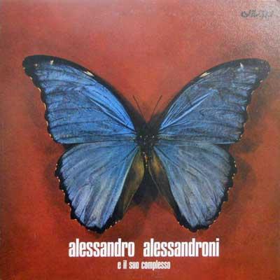 ALESSANDRO ALESSANDRONI - e il suo complesso - LP
