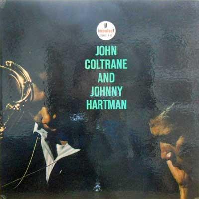 JOHN COLTRANE AND JOHNNY HARTMAN - John Coltrane And Johnny Hartman - LP