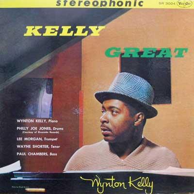 WYNTON KELLY - Kelly Great - LP
