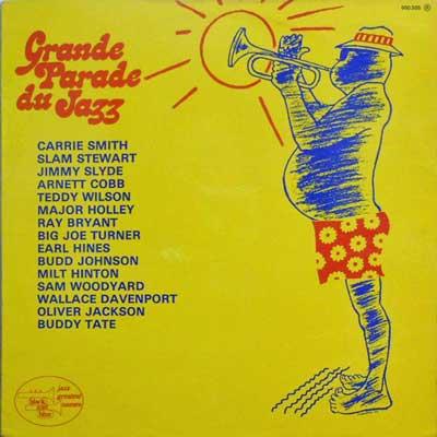 V.A. - La Frande Parade Du Jazz - LP