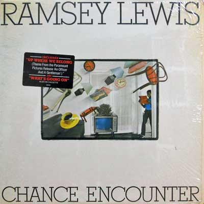 RAMSEY LEWIS - Chance Encounter - LP
