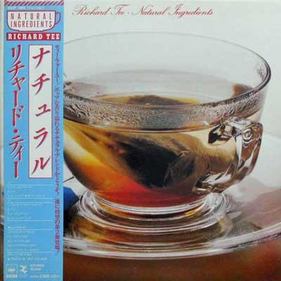 RICHARD TEE - Natural Ingredients - LP