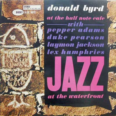 DONALD BYRD - At The Half Note Cafe Vol.2 - LP