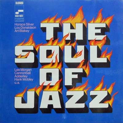 V.A. - The Soul Of Jazz - LP