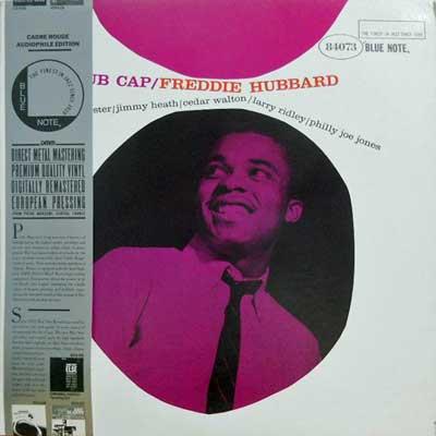 FREDDIE HUBBARD - Hub Cap - LP
