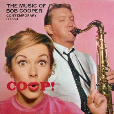 BOB COOPER - The Music Of Bob Cooper - LP