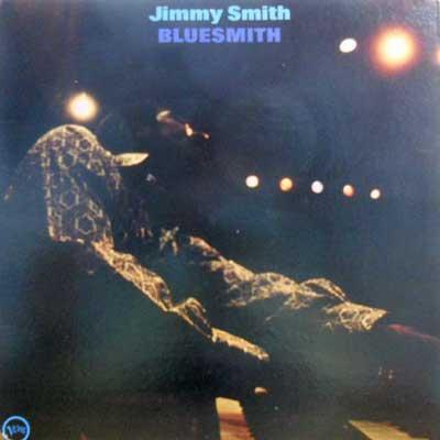 JIMMY SMITH - Bluesmith - LP