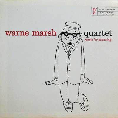 WARNE MARSH QUARTET - 4: Warne Marsh Quartet - LP