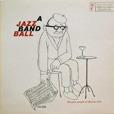 V.A. - A Jazz Band Ball: Second Set - LP
