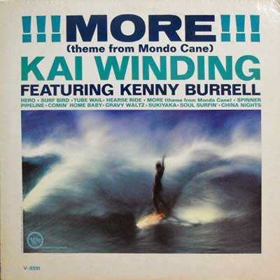KAI WINDING - More - LP