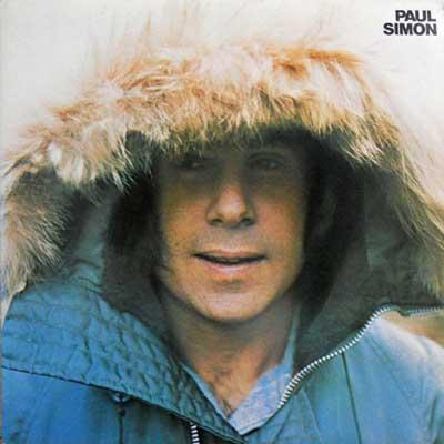 PAUL SIMON - Paul Simon - LP