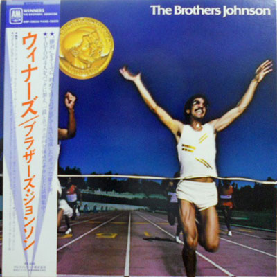 BROTHERS JOHNSON - Winners - LP
