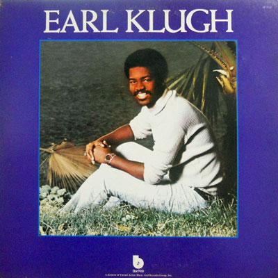 EARL KLUGH - Earl Klugh - LP