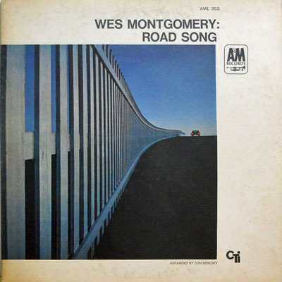 WES MONTGOMERY - Road Song - LP