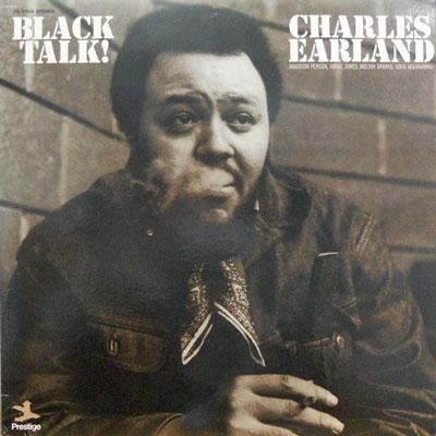 CHARLES EARLAND - Black Talk! - LP