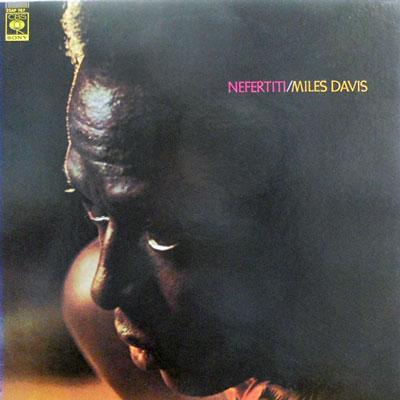MILES DAVIS - Nefertiti - LP
