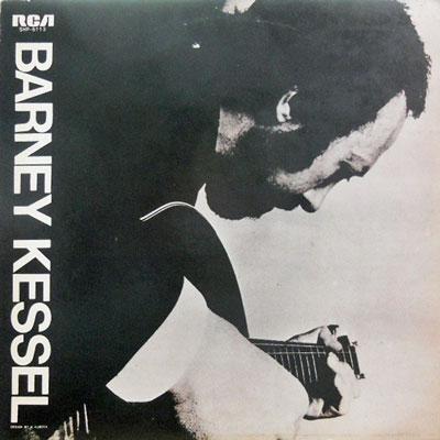 BARNEY KESSEL - Kessels Kit - LP