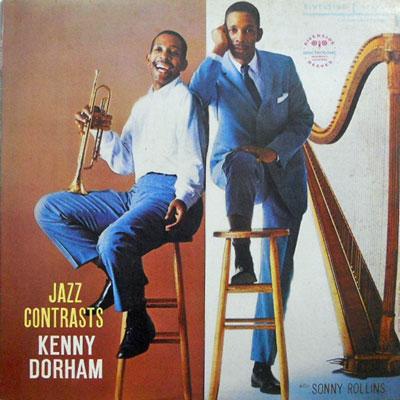 KENNY DORHAM - Jazz Contrasts - LP