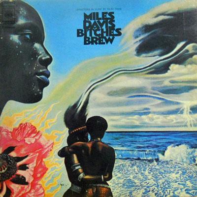 MILES DAVIS - Bitches Brew - LP