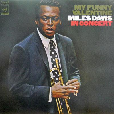 MILES DAVIS - My Funny Valentine: In Concert - LP