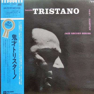 LENNIE TRISTANO - Lennie Tristano: ‹SËƒgƒŠƒXƒ^[ƒm - LP